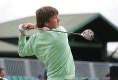 Derksen, Open de France 2007, golf National. Robert Jan Derksen, Open de France 2007, golf National, albatros course, Paris, drive Stock Photography