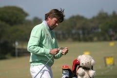 Derksen , Portugal Golf Open, Oitavos, 20007 Stock Images