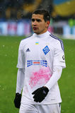 Derlis Gonzalez of Dynamo Kyiv Royalty Free Stock Photography