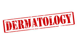 dermatology ilustração stock