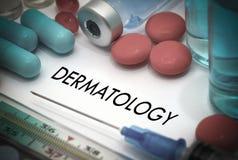 dermatology royalty-vrije stock foto's