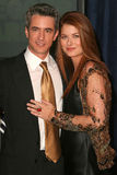 Dermot Mulroney,Debra Messing Stock Photo