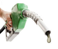 Dernière baisse de pétrole Photo libre de droits