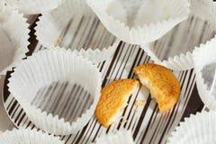 Dernier biscuit Image libre de droits