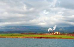 Dernier moulin de sucre photos libres de droits