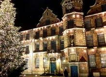 Dernier Noël Photo libre de droits
