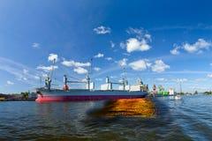 Derramamento de petróleo Imagens de Stock Royalty Free