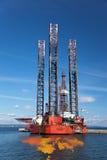 Derramamento do petróleo Imagens de Stock