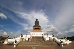 Derrière le bouddhisme Image libre de droits