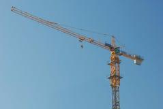 Derrick crane Stock Image