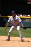 Derrick Lee, Chicago Cubs imagem de stock royalty free