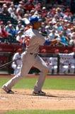 Derrick Lee, jarro dos Chicago Cubs fotografia de stock