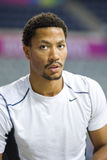 Derrick Rose. Of USA Team in action at FIBA World Cup basketball match between USA and Mexico, final score 86-63, on September 6, 2014, in Barcelona, Spain Stock Photography