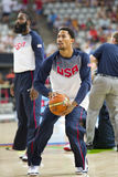 Derrick Rose of USA Team Royalty Free Stock Photo