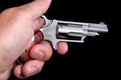 derringer χέρι Στοκ φωτογραφία με δικαίωμα ελεύθερης χρήσης