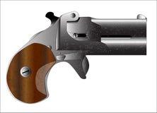 Derringer Pistol Stock Photography