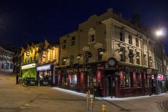 Derry - Лондондерри, Северная Ирландия стоковое фото