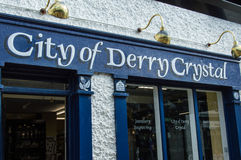 Derry Craft Village Royalty Free Stock Photos