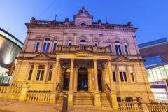 Derry - historische Architektur lizenzfreies stockfoto