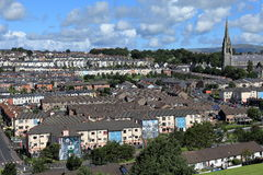 Derry in Ireland Royalty Free Stock Photos