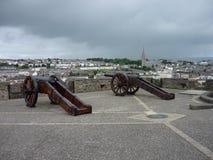Derry, Irlanda del Norte Imagenes de archivo