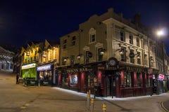 Derry - Londonderry, Noord-Ierland stock foto
