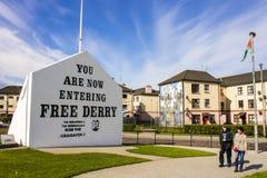 Derry, Northern Ireland Stock Photo