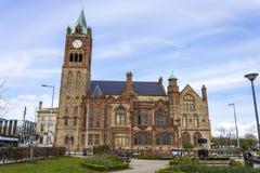 Derry, Północny - Ireland fotografia royalty free