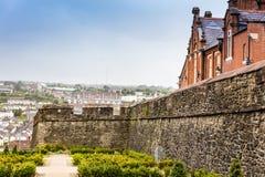 Derry som är nordlig - Irland arkivfoton
