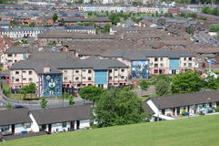 Derrybogside Lizenzfreie Stockfotos