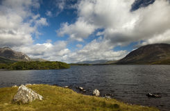 Derryclare Lough Royalty Free Stock Image