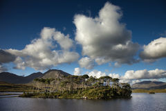 Derryclare Lough Royalty Free Stock Photography