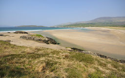 Derrynane Bay Royalty Free Stock Images