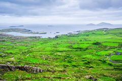 Derrynane Bay Stock Photo