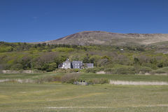Derrynane House, home of Daniel O' Connell, Caherdaniel Royalty Free Stock Image