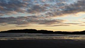 Derrynane strand Co kerry Royaltyfria Bilder