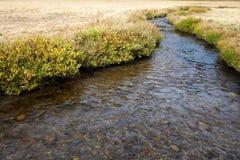 Dersch meadows. Lassen Volcanic National Park in California, USA stock photo
