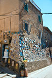 Deruta - Etruscan Foundry Stock Photo