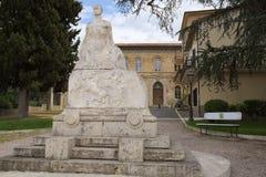 Deruta, Perugia, Umbrië, Italië, Europa Royalty-vrije Stock Afbeeldingen