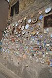 Deruta, Perugia, Umbrië, Italië, Europa Royalty-vrije Stock Foto