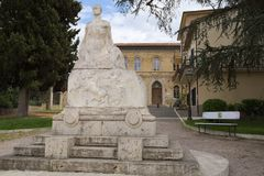 Deruta perugia, umbria, Italien, Europa royaltyfria bilder