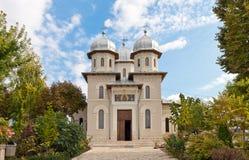 dervent修道院罗马尼亚 库存图片