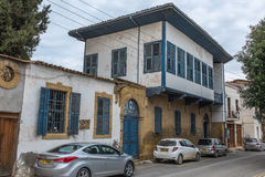 Dervis Pasha Mansion, Nicosia, Chipre Fotografia de Stock Royalty Free