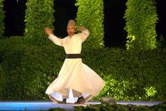 Dervish dance Royalty Free Stock Photos