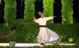 Dervish dancing Stock Photos