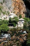 Dervish house Bosnia and Herzegovina Stock Photography