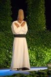 Dervish meditation Royalty Free Stock Image