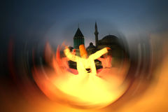 Dervishes Dancer Royalty Free Stock Photos