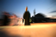 Dervishes dancer Royalty Free Stock Photo