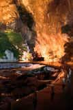 dervishhusflod Arkivfoto